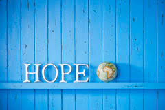 Karen Griffin About Hope